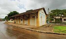 Reduto - Antiga estação ferroviária-Foto:sgtrangel