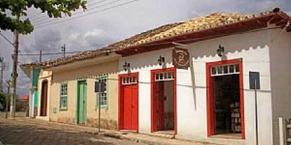 Resende Costa-MG-Casario no entorno da Matriz-Foto:André Saliya