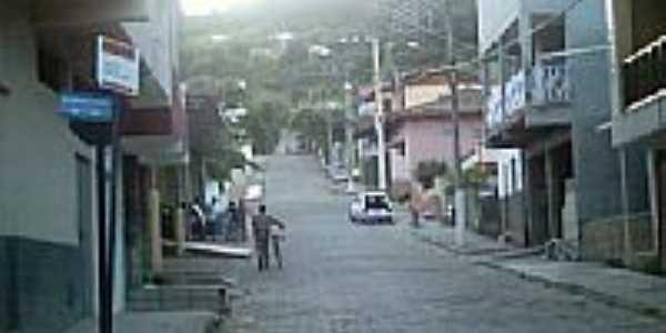 Rua central de Resplendor-MG-Foto:Nando Cunha - 1