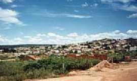 Riacho dos Machados - Riacho dos Machados por montanha