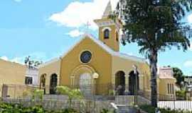Ribeirão das Neves - Igreja NSra das Neves por Altemiro O Cristto