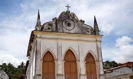 Aramari - Aramari-BA-Matriz do Menino Jesus-Foto:Vicente A. Queiroz