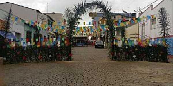 Aramari-BA-Local da festa de S�o Jo�o-Foto:www.alagoinhashoje.com