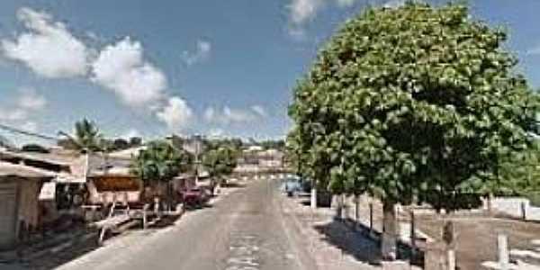 Aramari-BA-Rua da cidade-Foto:clovissgoncalves.blogspot.com