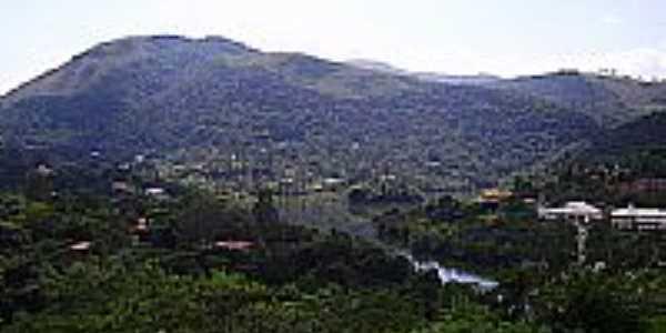 Rio Acima por Waldenice Brandão
