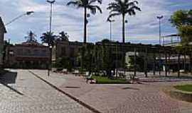 Rio Casca - Praça de Rio Casca-Foto:Alex Valentim