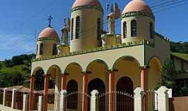 Rio Casca - Rio Casca-MG-Igreja de Santa Efigênia-Foto:Altemiro Olinto Cristo