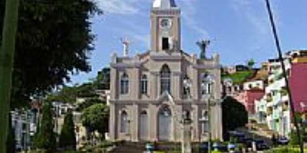 Matriz de N.Sra.da Conceição em Rio Casca-Foto:Alex Valentim