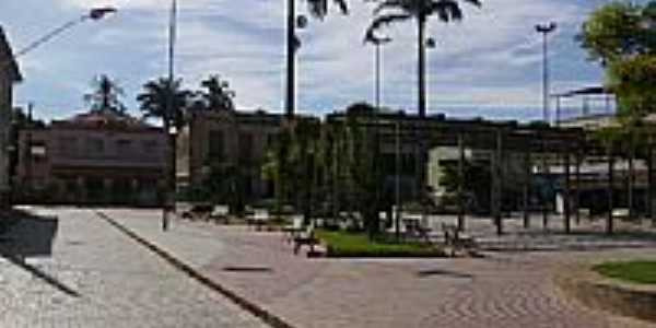 Praça de Rio Casca-Foto:Alex Valentim
