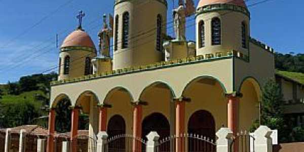 Rio Casca-MG-Igreja de Santa Efigênia-Foto:Altemiro Olinto Cristo