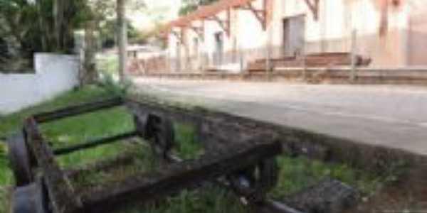 Restaura��o da Esta��o Ferrovi�ria na cidade de Rio Doce MG., Por Gustavo Amaral Mello