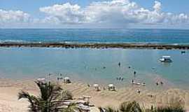 Barra de S�o Miguel - Praia em Barra de S�o Miguel-Foto:affeno