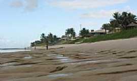 Barra de São Miguel - Praia na Barra de São Miguel-Foto:alysondoria