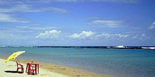 Barra de São Miguel-AL-Praia de Barra-Foto:Mone de Castro