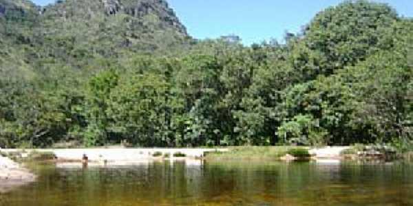 Arapiranga-BA-Rio da Água Suja-Foto:httpcidadedearapiranga.