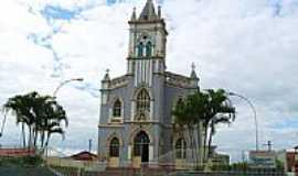 Rio Manso - Igreja Matriz de Santa Luzia foto Montanha