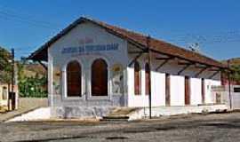 Rio Novo - Antiga Estação,hoje Clube em Rio Novo-MG-Foto:Jorge A. Ferreira Jr…