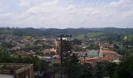 Rio Novo - Vista da cidade de Rio Novo à partir do Cristo-Foto:joão walfrido