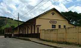 Rio Pomba - Esta��o Rio Pomba-Foto:Jorge A. Ferreira Jr�