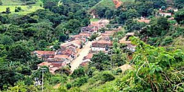 Rio Pretinho-MG-Vista da Rua central-Foto:emersonc