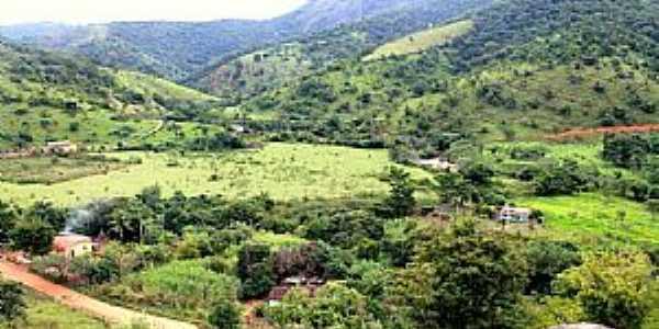 Rio Pretinho-MG-Vista panorâmica-Foto:emersonc