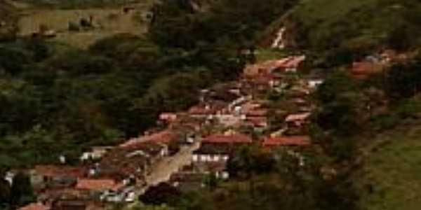 Vista da cidade de Rio Pretinho-Foto:rio pretinho