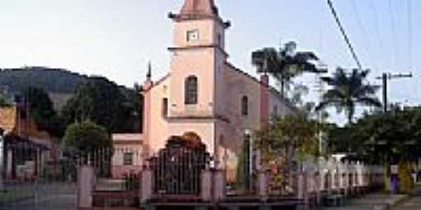 Igreja em Roça Grande-MG-Foto:Raymundo P Netto
