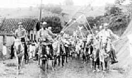 Rodeiro - Festa de São Sebastião - Cavalhada