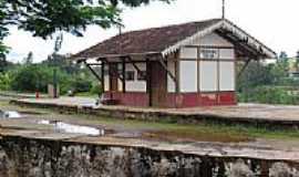 Rodrigo Silva - Antiga Estação  foto por Leandro Luppi