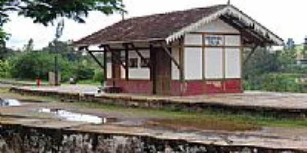 Antiga Estação  foto por Leandro Luppi