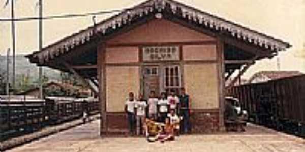 Antiga Estação   Foto Renato C. Ramos