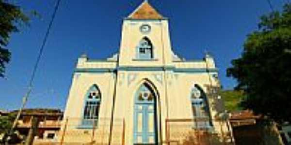 Igreja Matriz de N.Sra.do Rosário-Foto:sgtrangel