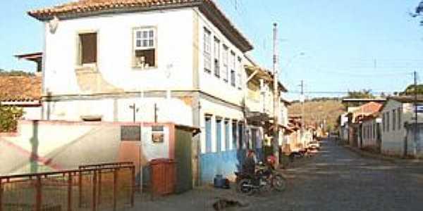 Rosário de Minas-MG-Avenida central-Foto:benficanet.com