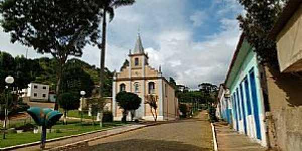Rosário de Minas-MG-Matriz de N.Sra.do Rosário-Foto:Raimundo P.Netto