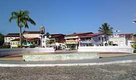 Aratuípe - Aratuípe-BA-Praça no centro-Foto:Andre L. S. Lacerda