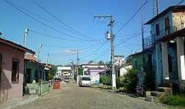 Aratuípe - Aratuípe-BA-Rua no centro-Foto:Andre L. S. Lacerda