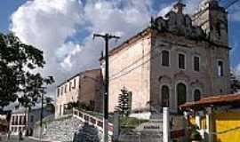 Aratu�pe - Igreja de Sant�Ana em Aratu�pe-BA-Foto:Andre L. S. Lacerda