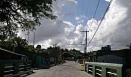 Aratu�pe - Ponte em Aratu�pe-BA-Foto:Andre L. S. Lacerda
