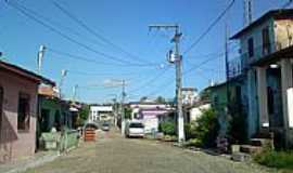 Aratuípe - Rua de Aratuípe-BA-Foto:Andre L. S. Lacerda