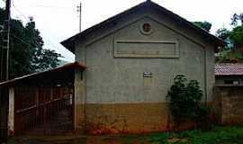 Rosário do Pontal - Rosário do Pontal-MG-Antiga Estação Ferroviária-Foto:Ana Luiza de O Dias