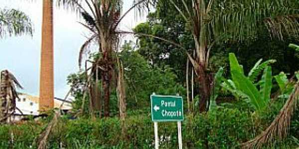 Rosário do Pontal-MG-Chegando no Distrito-Foto:Ana Luiza de O Dias