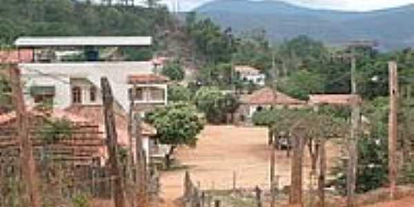 Vista parcial da cidade de Roseiral-Foto:aziel juliao de oliv…
