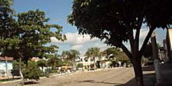 Rubim-MG-Início da Avenida Minas Gerais-Foto:altair mendes
