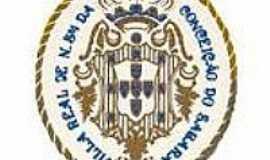 Sabará - Brasão de Sabara - MG