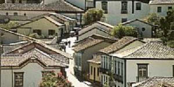 Lindos telhados de Sabará-Foto:aroldinho dos reis