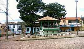 Sabinópolis - Coreto da praça Matriz
