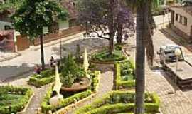 Sabinópolis - Praça-Foto:wsperdigao