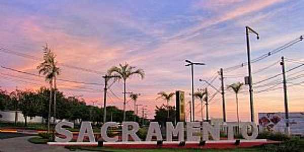 Imagens da cidade de Sacramento - MG