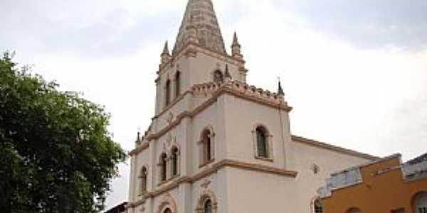 Salinas-MG-Matriz de Santo Antônio de Pádua-Foto:Vicente A. Queiroz