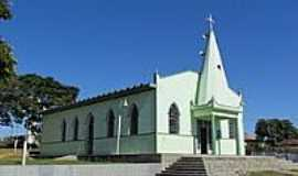 Salitre de Minas - Capela em Salitre de Minas-Foto:olintocristo